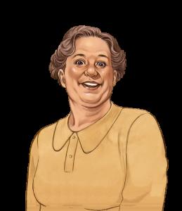 スザンヌ・ヒギンズ