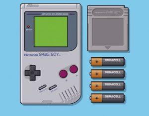 ゲームボーイ セット 電池