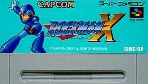 ロックマンX カプコン