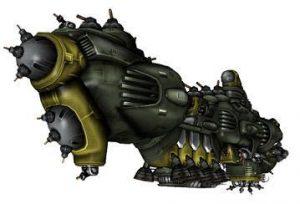 RTYPE 巨大戦艦