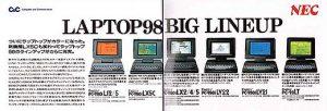 PC-98LT