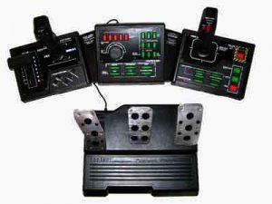 XBOXソフトの鉄騎の専用コントローラー
