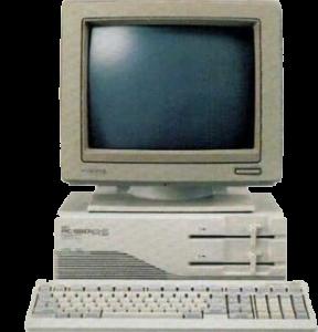 PC98マシン