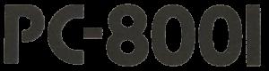PC8001 LOGO