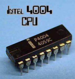 インテル 4004