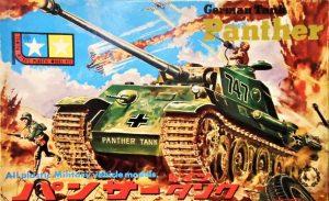 タミヤプラモデル 戦車