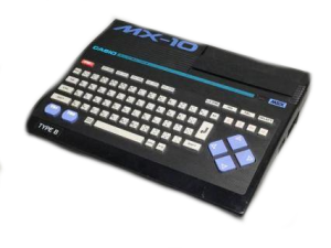 MSX カシオ PV7