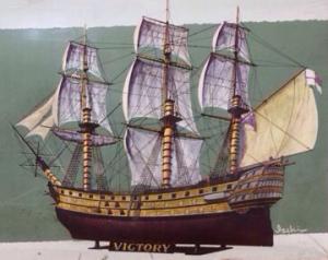 バンダイ 帆船シリーズ