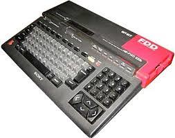 SONY MSX2 Af