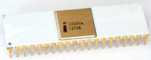 CPU 8080 インテル