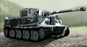 RUSE タイガー