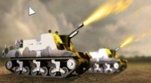 イギリス 大砲