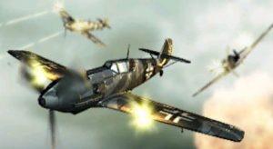 RUSE 戦闘機 ドイツ