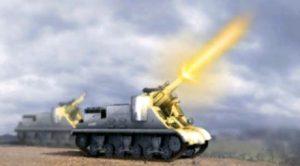 アメリカ 大砲