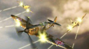 イギリス スピリットファイヤ 戦闘機