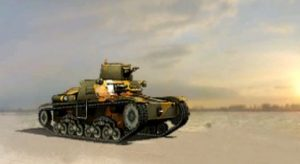 RUSE 軽戦車