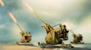 RUSE 対空砲