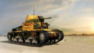 RUSE 中戦車