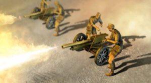 RUSE 対戦車砲