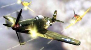 マスタングP51 戦闘機 アメリカ