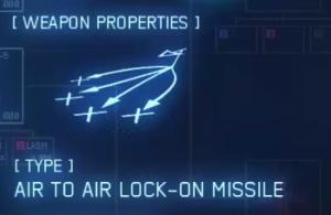 X 兵装 エースコンバット