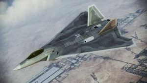 F/B-22 Concept エースコンバット」