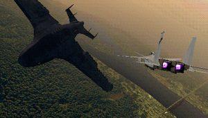 エースコンバット 空中要塞