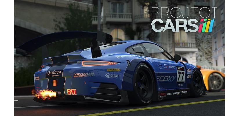 ProjectCars レース