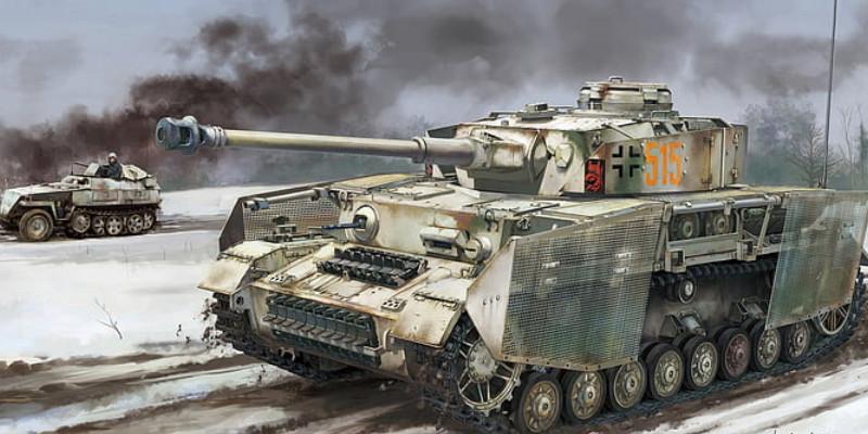 IV戦車 ドイツ