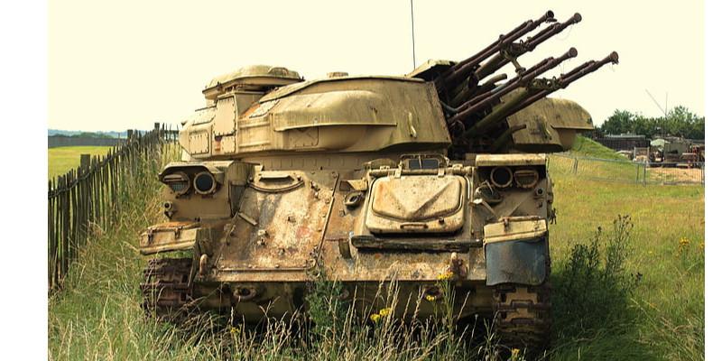 対空砲 第二次世界大戦