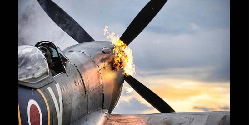 スピリットファイア イギリス空軍