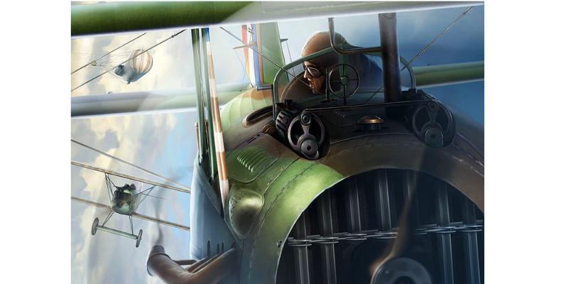 戦闘機 第一次世界大戦