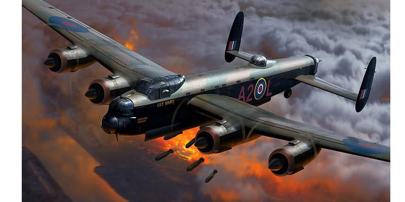 イギリス 爆撃機
