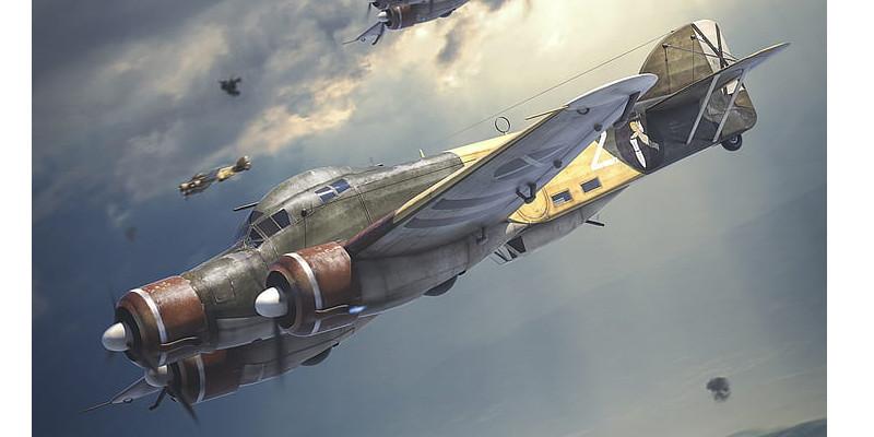イタリア空軍 爆撃機