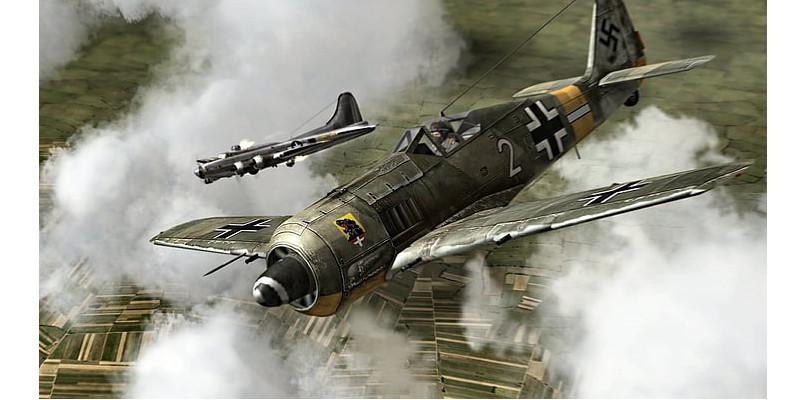 ドイツ空軍 メッサーシュミットBF109