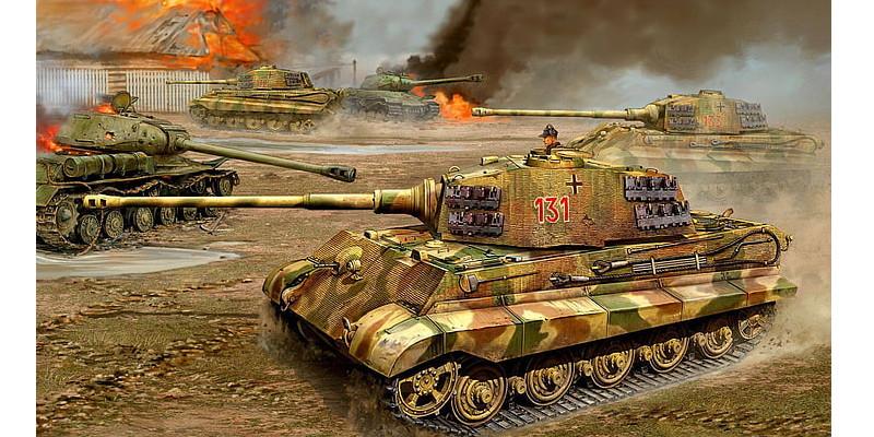 戦車 ティーガー 第二次世界大戦