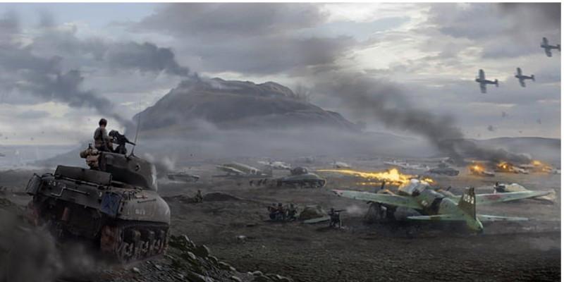 第二次世界大戦 M4シャーマン アメリカ軍