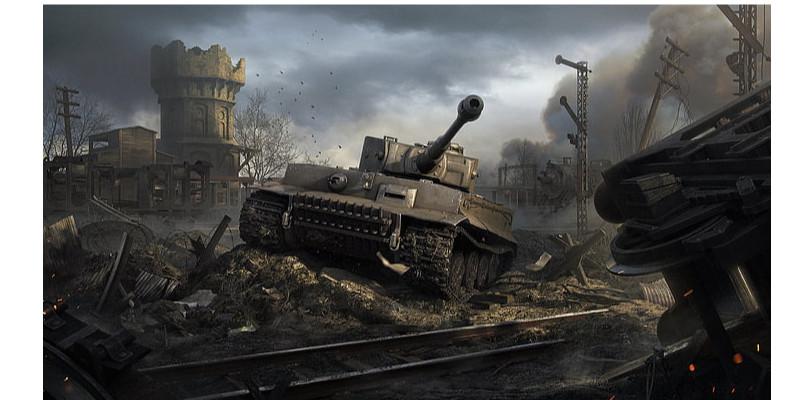 ドイツ重い戦車 ティーガー
