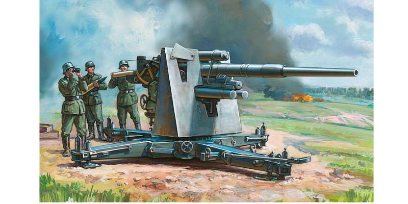 対戦車砲 アハト・アハト 88mm砲