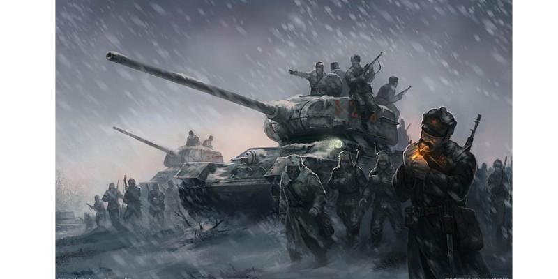 第二次世界大戦 ソ連軍