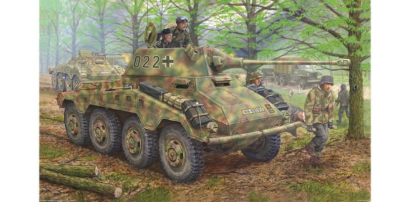 ドイツ軍 装甲車両