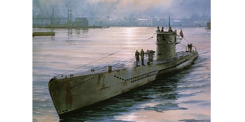 Uボート 第二次世界大戦 ドイツ