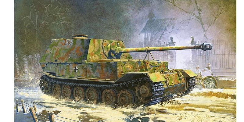 エレファント 重駆逐戦車