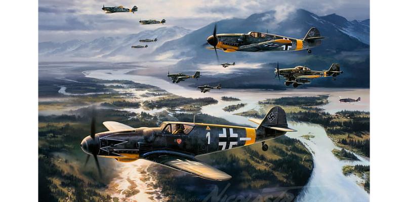 ドイツ軍 航空機 戦闘機