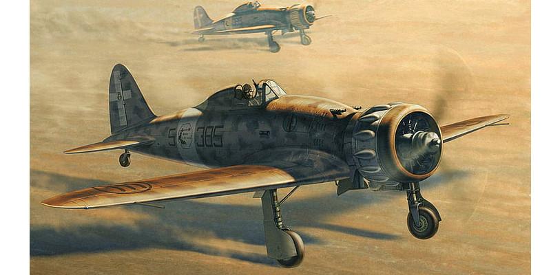 マッキ200 イタリア空軍