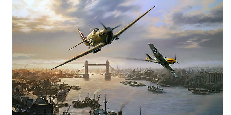 イギリス空軍 スピリットファイア