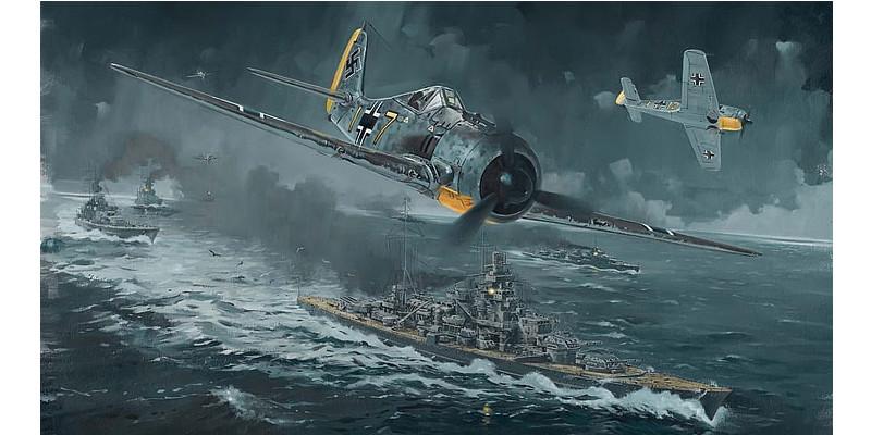 フォッケウルフ ドイツ空軍