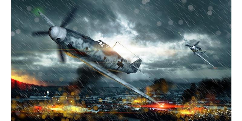 メッサーシュミットBf 109、 第二次世界大戦