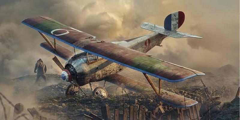 第一次世界大戦 フランス空軍
