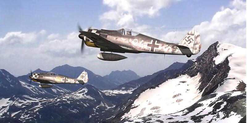 フォッケウルフ 第二次世界大戦